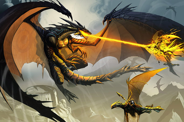 black-dragon-fight-fire